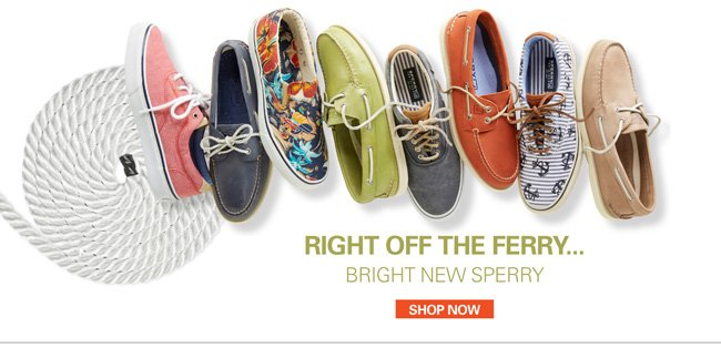 SHOP ALL SPERRY CASUAL SHOES