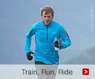 Train, Run, Ride