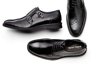 Basic Black: Dress Shoes
