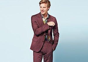 Designer Suits & Sportcoats