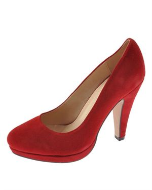 Stefani Collection Solid Color Pumps