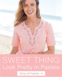 Sweet Thing - Look Pretty in Pastels