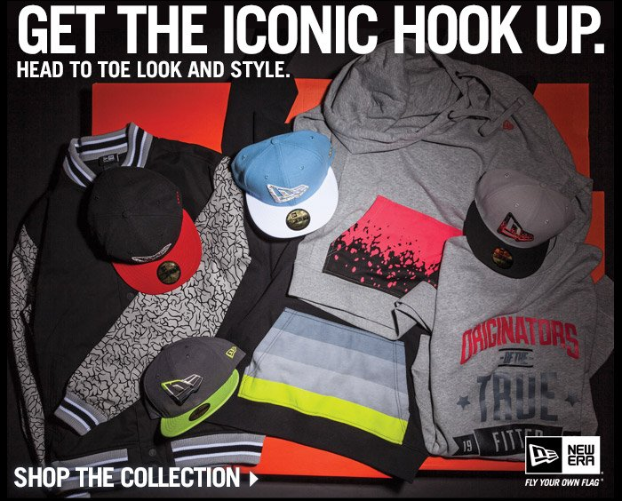 Shop Iconic Hook Ups
