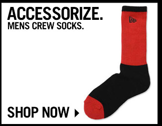 Shop Mens Crew Socks