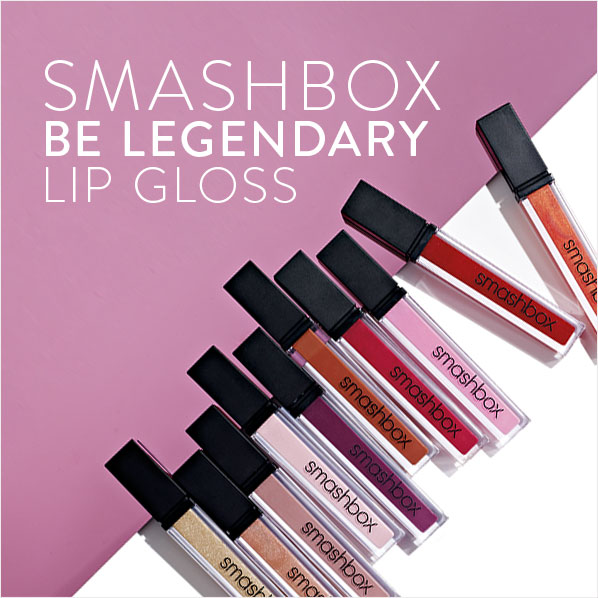 SMASHBOX BE LEGENDARY LIP GLOSS