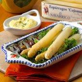 Cojonudos White Asparagus by El Navarrico