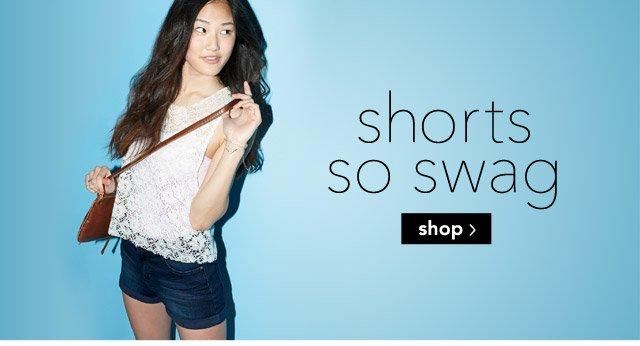 shorts so swag