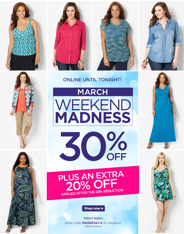 March Weekend Madness