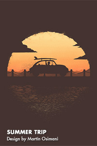 Summer Trip  Design by Martín Osimani