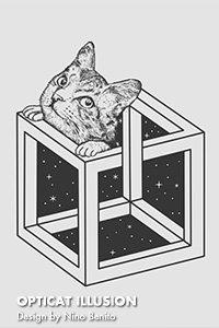 Opticat Illusion Design by Nino Benito