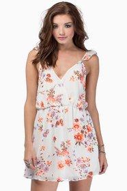 Klara Floral Dress $40