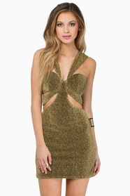 She's A Star Bodycon Dress $37