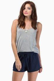 Aspen Drawstring Shorts $28