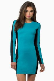 Move With Me Bodycon Dress $36