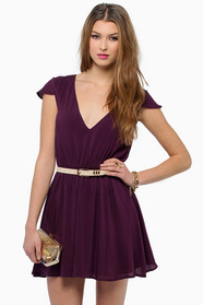 Getaway V Neck Dress $39