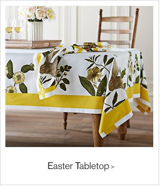 Easter Tabletop