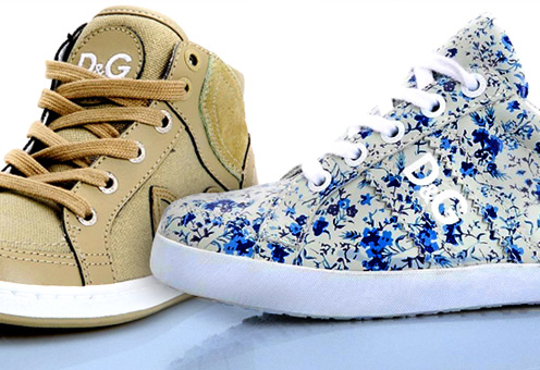D&G Junior Shoes