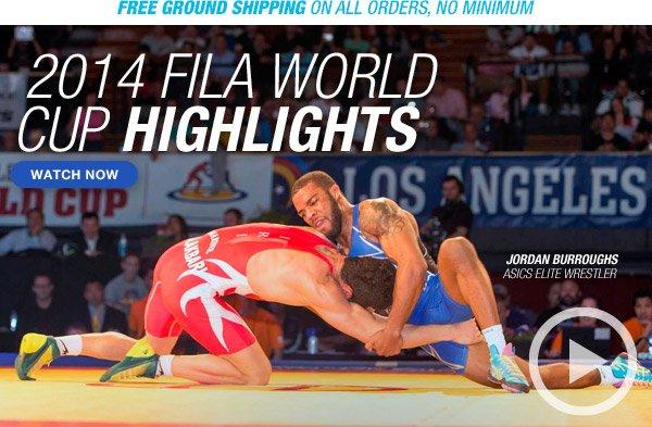 Watch 2014 FILA World Cup Highlights - Hero