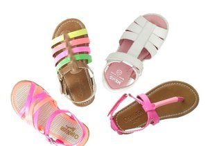 Spring Ready: Sandals