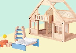 Great Gifts: Wooden Toys & More