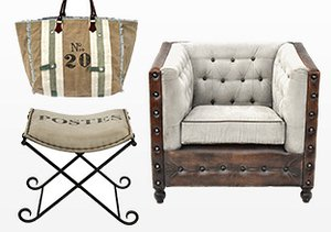Vintage Reproductions: Furniture & More