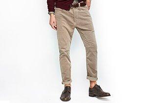 Designer Edge: Pants, Jeans & More