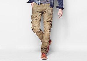 Modern Cool: Moto Jeans & Edgy Pants
