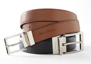 Double Duty: Reversible Belts