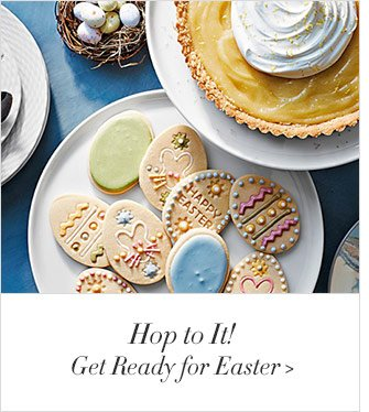 Hop to It! - Get Ready for Easter
