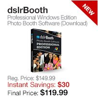 dslrBooth Software