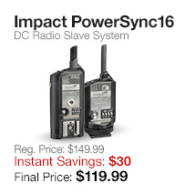 Impact PowerSync16