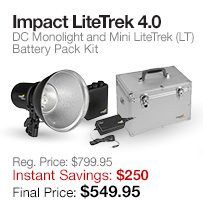 Impact LiteTrek 4.0