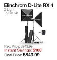 Elinchrom D-Lite RX4