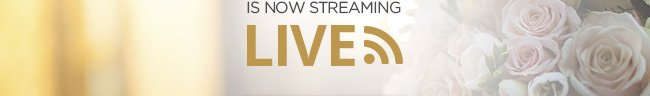 Is Now Streaming LIVE