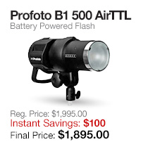 Profoto B1 500 AirTTL