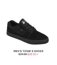 Men's Tonic S Shoes $27.50