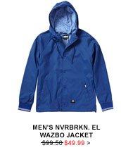 Men's Nvrbrkn. El Wazbo Jacket $49.99