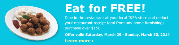 Eat for FREE!