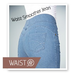 The Denim Doctor-Waist Fit