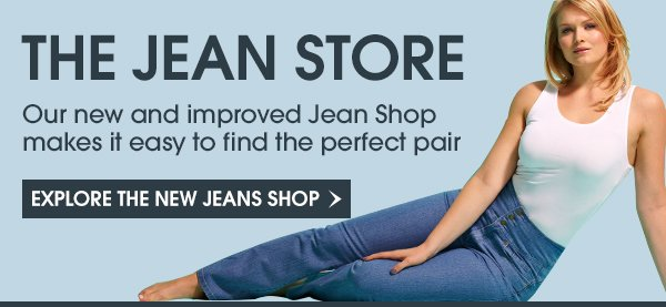 The Jean Store-Explore the New Jean Shop