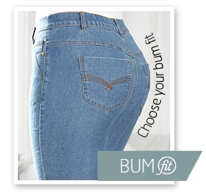 The Denim Doctor-Bum Fit