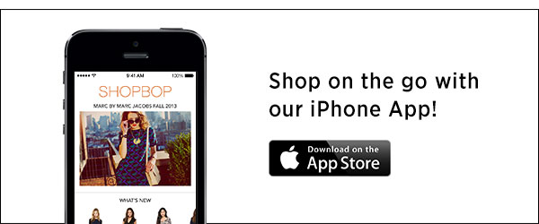 Take Shopbop to Go Shop Now!