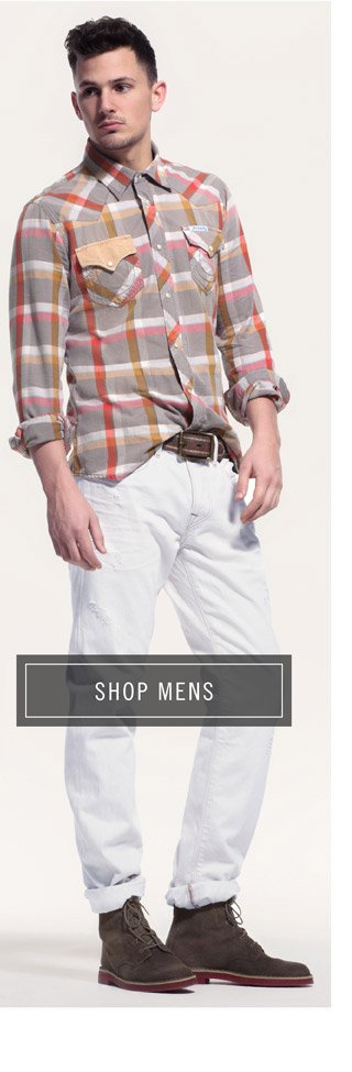 Back To White- Shop Mens