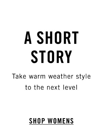 A Short Story - Shop Womens