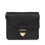 SOPHIE HULME - Whistle embellished leather satchel