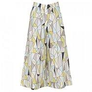 ROKSANDA ILINCIC - Dahlia printed wide leg trousers
