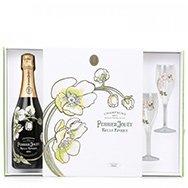 PERRIER-JOUËT - Belle Epoque 06 2 Flutes Gift Set
