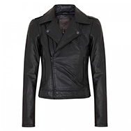 JOIE - Caldine leather biker jacket