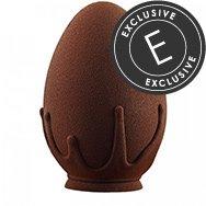 THE CHOCOLATE SOCIETY - Gravity Dark Chocolate Egg