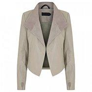FRANCIS LEON - Dr Doom leather jacket